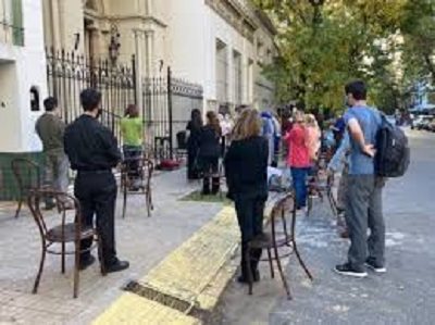 Novedades sobre el culto y las restricciones sanitarias
