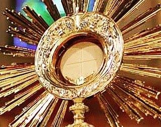 Misa y adoración de Corpus Christi