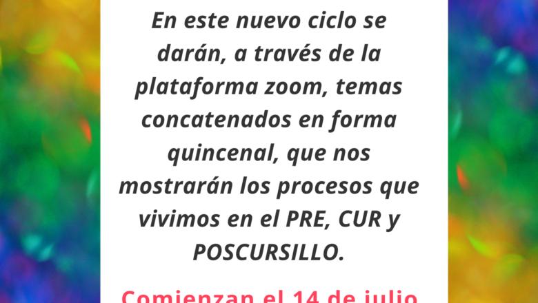 CICLO DE CHARLAS DEL MCC